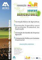 Curso de Formação para Jovens Agricultores