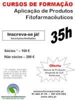 Curso de Aplicação de Produtos Fitofarmacêuticos II