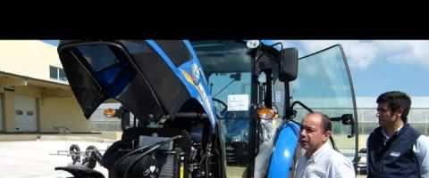 Tractores agrícolas – segurança e manutenção