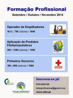 Curso de Aplicação de Produtos Fitofarmacêuticos – Inscreva-se já!
