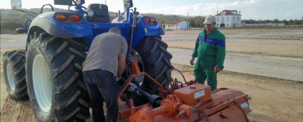 Formação Obrigatória | COTS | Conduzir e Operar Tratores em Segurança
