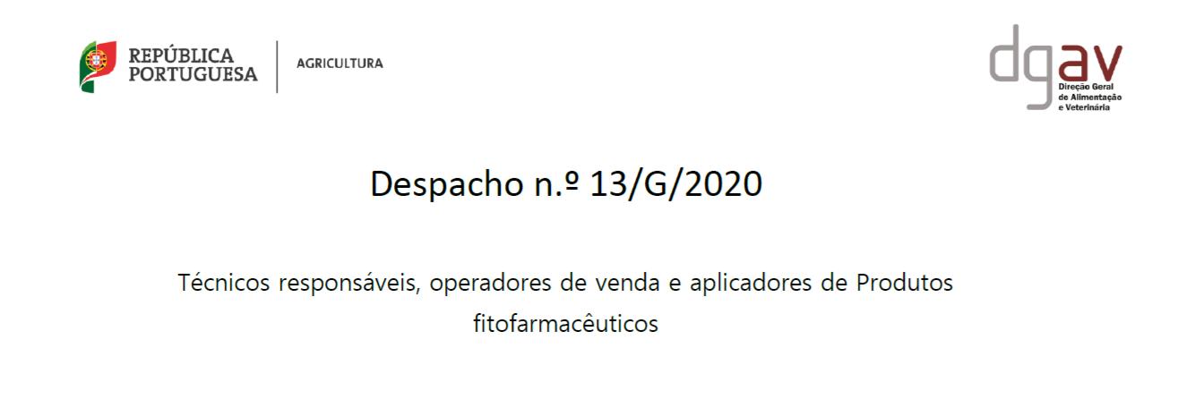 Técnicos responsáveis, operadores de venda e aplicadores de Produtos fitofarmacêuticos