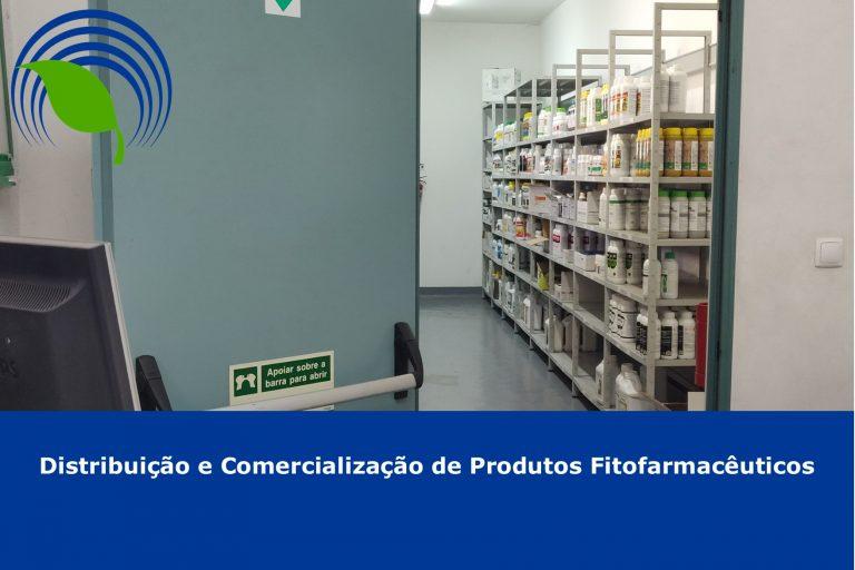 Distribuição e Comercialização de Produtos Fitofarmacêuticos