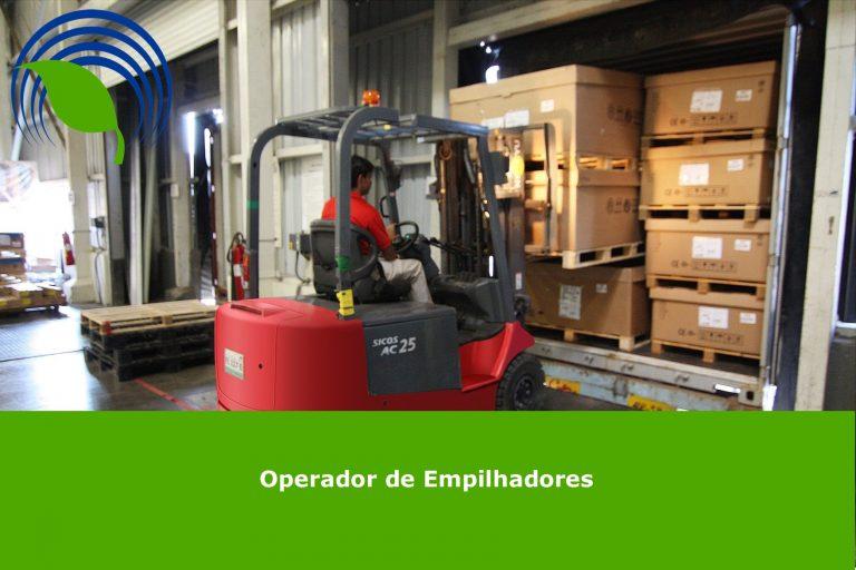 Operador de Empilhadore