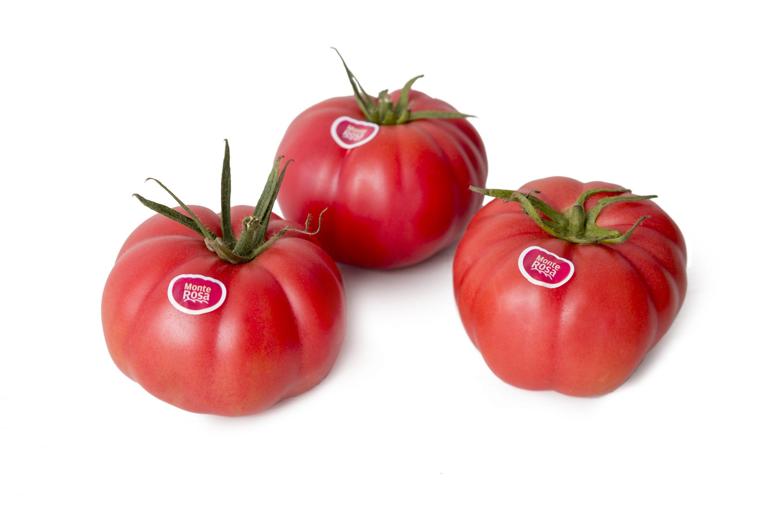 Tomate Monterosa foi eleito o melhor produto natural e ecológico!