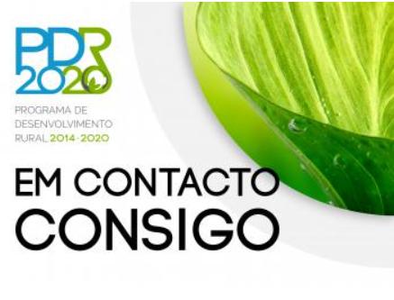 PDR2020 altera forma de contacto com beneficiários e consultores